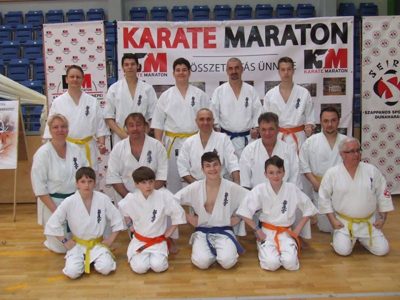 Karate maraton VI.