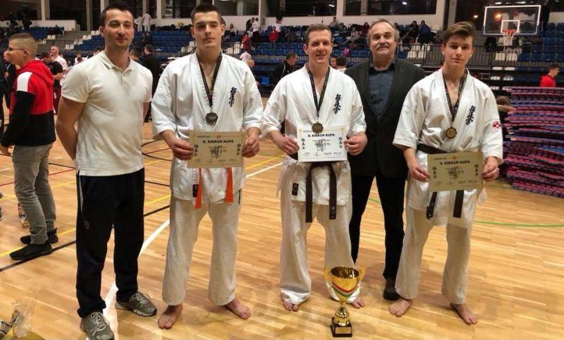 II. Kiskun Kupa nemzetközi karate bajnokság