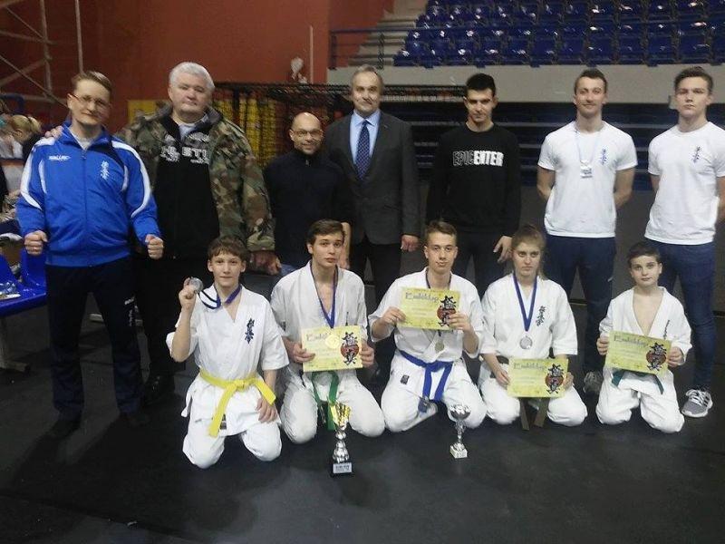 IV.ENSI meghívásos nemzetközi Kyokushin Karate bajnokság
